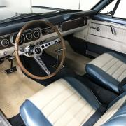 1965 ford mustang gt cp rw int