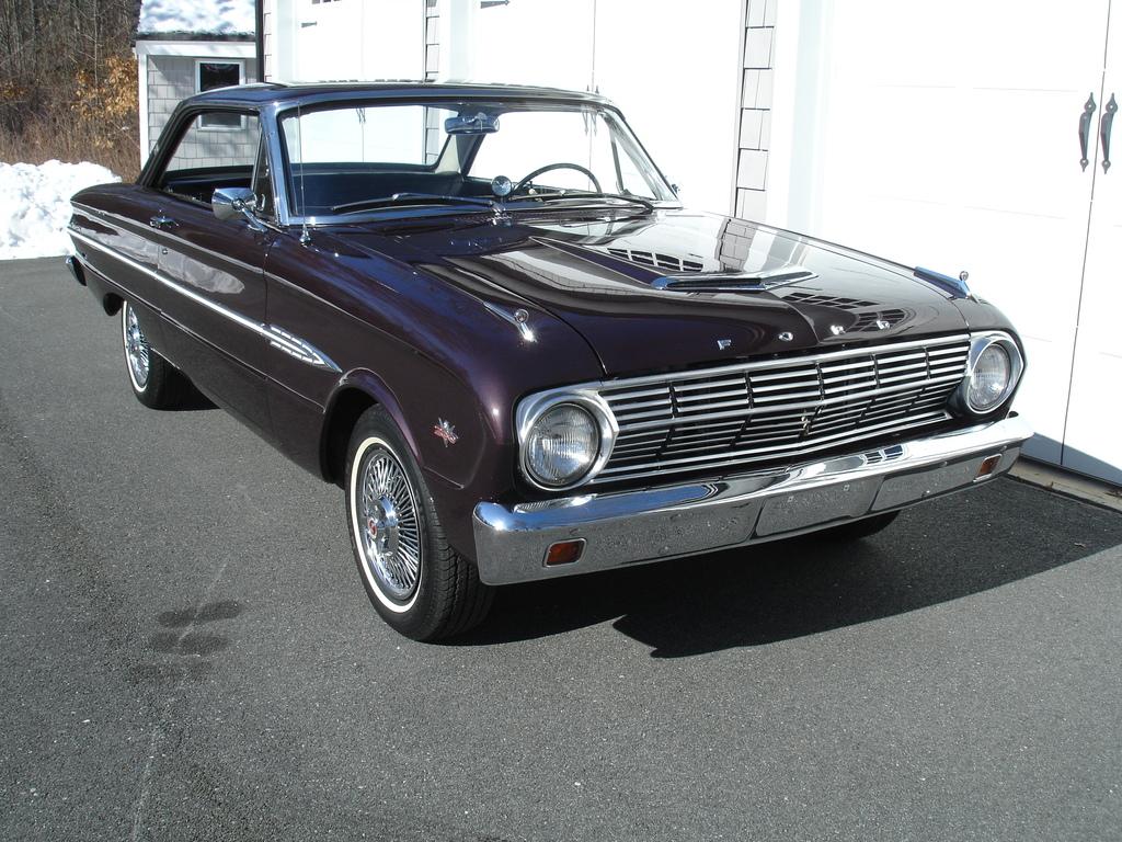 1963 Ford Falcon Futura hardtop