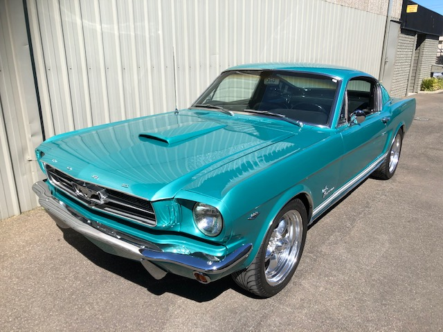 Old Mustangs For Sale >> 1965 Ford Mustang A Code Fastback